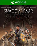 Middle-earth: Shadow of War - Desolation of Mordor for Xbox One
