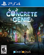 Concrete Genie for PlayStation 4
