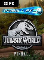 Pinball FX3: Jurassic World Pinball for PC