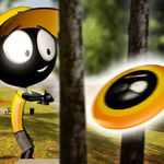 Stickman Disc Golf Battle for Android
