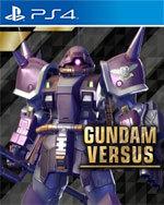 GUNDAM VERSUS - Schneid's Efreet for PlayStation 4