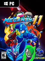Mega Man 11 for PC