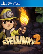 Spelunky 2 for PlayStation 4