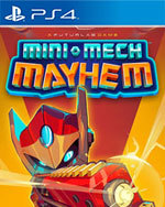 Mini-Mech Mayhem for PlayStation 4
