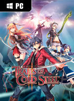 The Legend of Heroes: Trails of Cold Steel II for PC