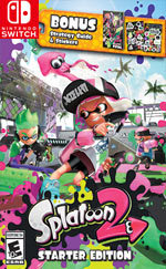 Splatoon 2 - Starter Edition