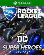 Rocket League: DC Super Heroes DLC Pack for Xbox One