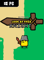 OH MY GOD, LOOK AT THIS KNIGHT