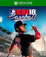 R.B.I. Baseball 18 for Xbox One