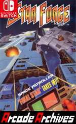 ARCADE ARCHIVES: STAR FORCE