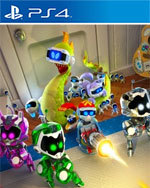 The Playroom VR TOY WARS for PlayStation 4