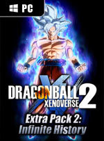 Dragon Ball: Xenoverse 2 - Extra Pack 2: Infinite History for PC