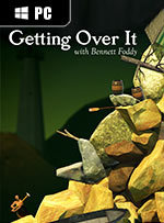 Getting Over It with Bennett Foddy for PC