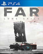 FAR: Lone Sails for PlayStation 4