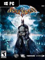 Batman: Arkham Asylum for PC