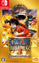 One Piece: Pirate Warriors 3 - Deluxe Edition for Nintendo Switch