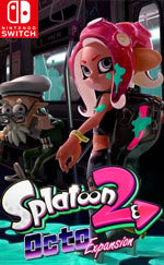Splatoon 2: Octo Expansion for Nintendo Switch