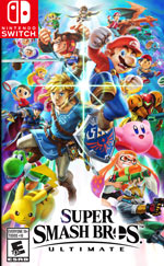 Super Smash Bros. Ultimate [ + Update ] [ + All DLCs ] [ + DLC Unlocker ]