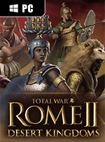 Total War: ROME II - Desert Kingdoms Culture Pack for PC