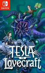 Tesla vs Lovecraft for Nintendo Switch