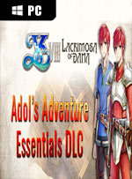 Ys VIII: Lacrimosa of DANA - Adols Adventure Essentials DLC for PC