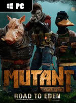 Mutant Year Zero: Road to Eden for PC