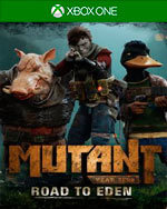 Mutant Year Zero: Road to Eden for Xbox One