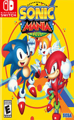 Sonic Mania Plus for Nintendo Switch