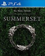 The Elder Scrolls Online: Summerset for PlayStation 4