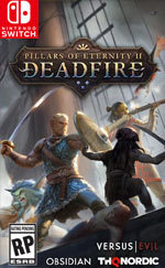 Pillars of Eternity II: Deadfire for Nintendo Switch