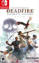 Pillars of Eternity II: Deadfire - Ultimate Edition for Nintendo Switch