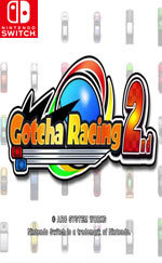 Gotcha Racing 2nd for Nintendo Switch