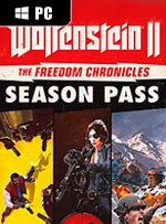 Wolfenstein II: The Freedom Chronicles Season Pass for PC