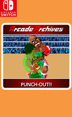 Arcade Archives: Punch-Out!