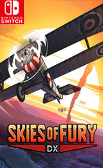 Skies of Fury DX for Nintendo Switch