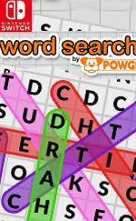 Word Search by POWGI for Nintendo Switch