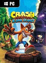Crash Bandicoot N. Sane Trilogy for PC