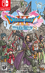 DRAGON QUEST XI S: Echoes of an Elusive Age - Definitive Edition for Nintendo Switch