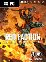 Red Faction: Guerrilla Re-Mars-tered for PC