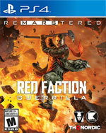 Red Faction: Guerrilla Re-Mars-tered for PlayStation 4