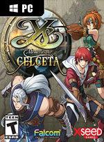 Ys: Memories of Celceta for PC