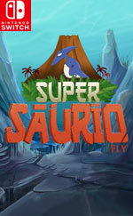 Super Saurio Fly for Nintendo Switch