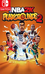 NBA 2K Playgrounds 2 for Nintendo Switch