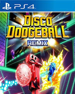 Disco Dodgeball Remix for PlayStation 4