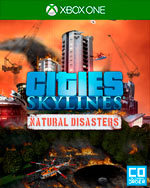 Cities: Skylines - Natural Disasters for Xbox One