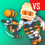 Flick Champions VS: Paintball for Android