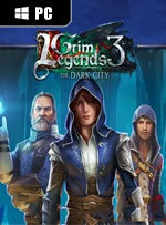 Grim Legends 3: The Dark City for PC