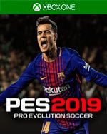 PRO EVOLUTION SOCCER 2019 for Xbox One