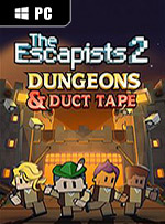 The Escapists 2 - Dungeons and Duct Tape for PC