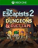 The Escapists 2 - Dungeons and Duct Tape for Xbox One
